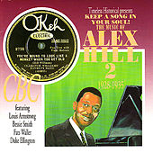 Play & Download Music of Alex Hill 2 1928-1935 by Alex Hill | Napster