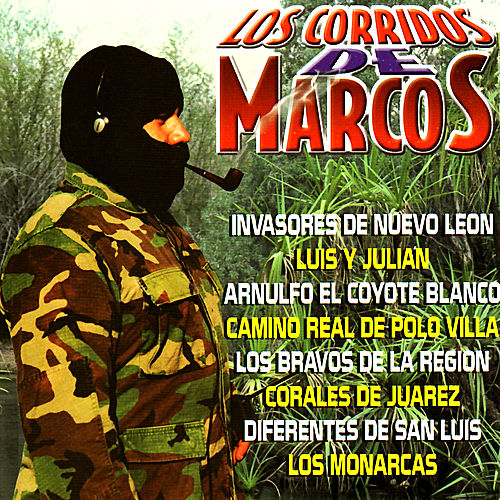 Los Corridos de Marcos by Various Artists
