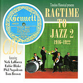 Play & Download Ragtime To Jazz 2 1916 - 1922 by Various Artists | Napster