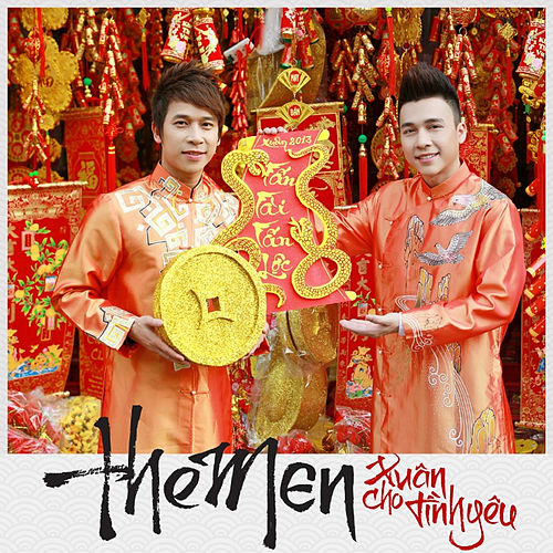Play & Download Lk Thì Thầm Mùa Xuân, Hoa Cỏ Mùa Xuân - Single by The Men | Napster