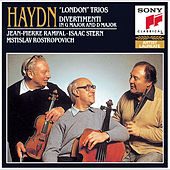 Play & Download Haydn: Flute Trios & Divertissements by Mstislav Rostropovich | Napster