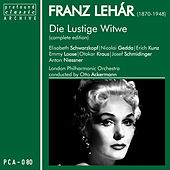 Play & Download Die Lustige Witwe by Erich Kunz | Napster