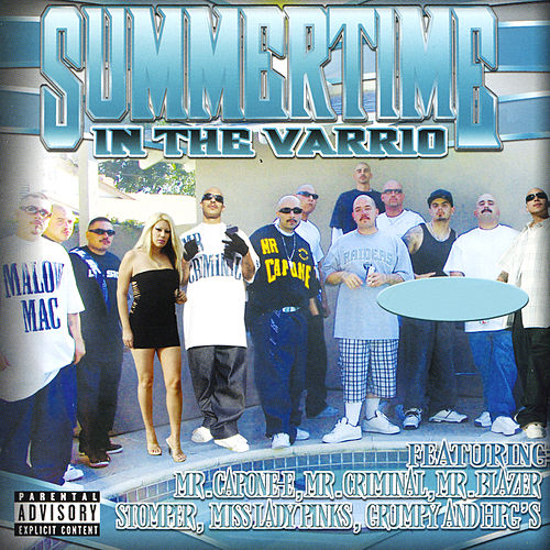 Summertime In The Varrio by Various Artists