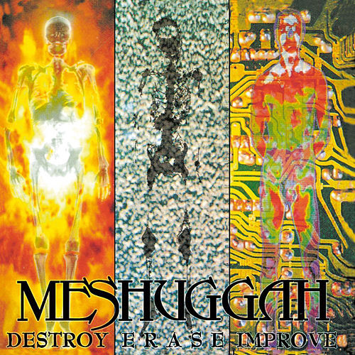 Play & Download Destroy Erase Improve (RELOADED) by Meshuggah | Napster
