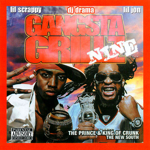 Gangsta Grillz 9 by DJ Drama