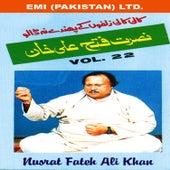 Play & Download Nusrat Fateh Ali Khan  Vol -22 by Nusrat Fateh Ali Khan | Napster