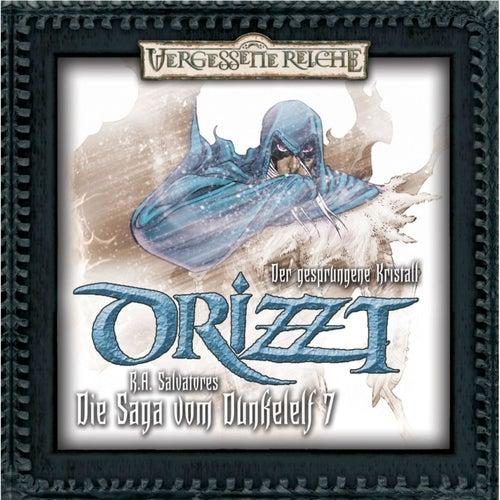 DRIZZT - Die Saga vom Dunkelelf 7 - Der gesprungene Kristall by Drizzt