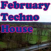 February Techno House by Various Artists