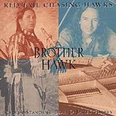 Brother Hawk by Red Tail Chasing Hawks