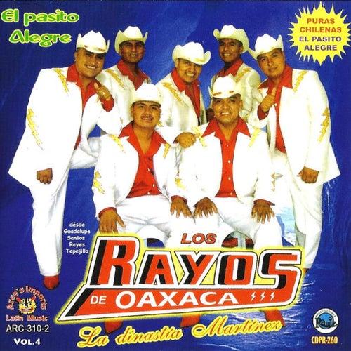 El Pasito Algre by Los Rayos De Oaxaca
