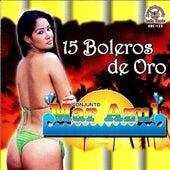 15 Boleros De Oro by Mar Azul