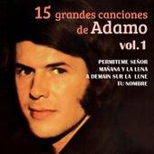 15 Grandes Canciones, Vol. 1 by Adamo