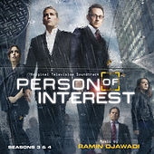 Person Of Interest: Seasons 3 & 4 by Ramin Djawadi
