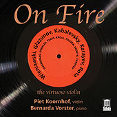Play & Download On Fire: The Virtuoso Violin by Piet Koornhof | Napster