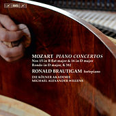 Mozart: Works for Piano & Orchestra by Ronald Brautigam