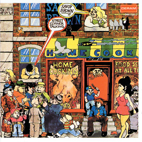 Play & Download Street Corner Talking by Savoy Brown | Napster