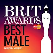 BRIT Awards Best Male by Various Artists