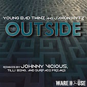 Play & Download Outside (feat. Jaxon Heitz) by Young Bad Twinz | Napster