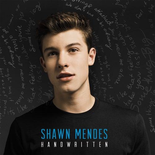 Handwritten by Shawn Mendes