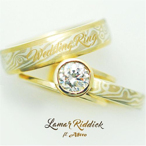 Play & Download Wedding Ring (feat. A$tro) by Lamar Riddick | Napster