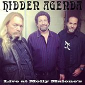 Play & Download Hidden Agenda (Live at Molly Malone's) by Hidden Agenda | Napster