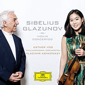 Play & Download Sibelius, Glazunov Violin Concertos by Esther Yoo | Napster