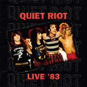 Backstage - Live 1983 von Quiet Riot