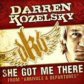 Play & Download She Got Me There - Single by Darren Kozelsky | Napster