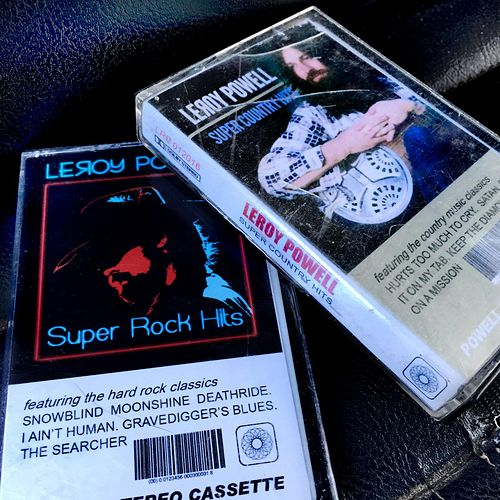 Super Country Hits & Super Rock Hits by Leroy Powell