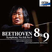 Play & Download Beethoven: Symphony No. 8 & No. 9 Choral by Czech Philharmonic Orchestra | Napster
