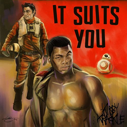 It Suits You by Kirby Krackle