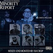 Play & Download Minority Report by IQ | Napster
