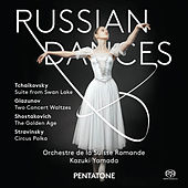 Play & Download Russian Dances by Various Artists | Napster