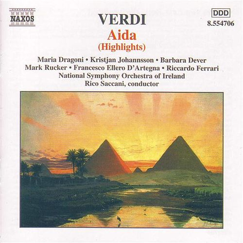 Play & Download Aida (Highlights) by Giuseppe Verdi | Napster