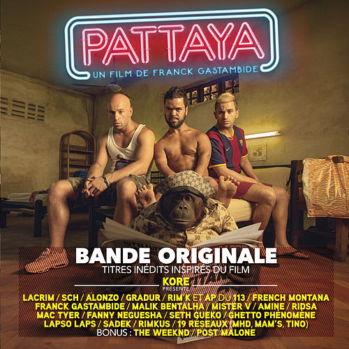 Pattaya (Bande originale du film