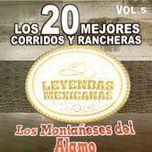 Los 20 Mejores Corridos y Rancheras, Vol. 5 by Los Montaneses Del Alamo