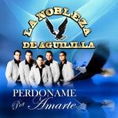 Play & Download Perdoname Por Amarte by La Nobleza De Aguililla | Napster