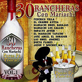 Play & Download 30 Rancheras Con Mariachi - Puras Pa` Pistear VOL.1 by Various Artists | Napster