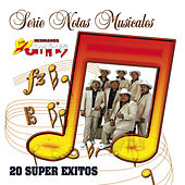 Play & Download Serie Notas Musicales - 20 Super Exitos by Los Hermanos Jimenez | Napster