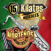 Play & Download 15 Kilates Musicales by Nortenos De Ojinaga | Napster