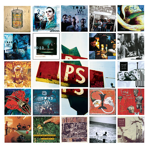 Play & Download P.S. :A Toad Retrospective by Toad the Wet Sprocket | Napster