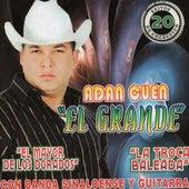 Play & Download 20 Exitos Con Banda Sinaloense Y Guitarra by Adan Cuen