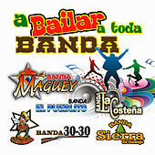 Play & Download A Bailar a Toda Banda by Various Artists | Napster