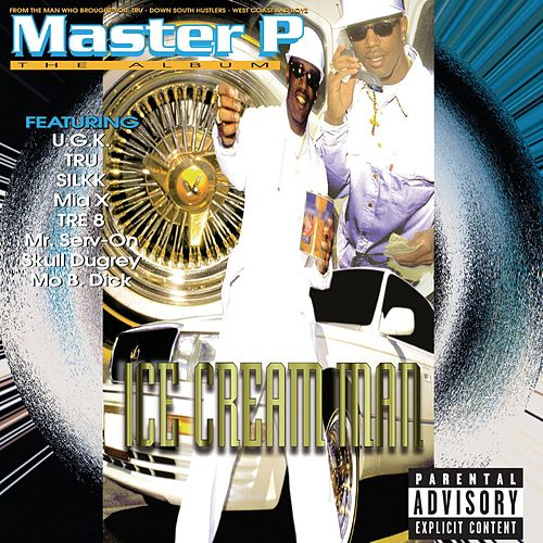 Play & Download Ice Cream Man by Master P | Napster