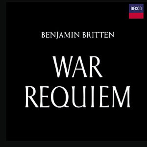 Play & Download Britten: War Requiem by Various Artists | Napster