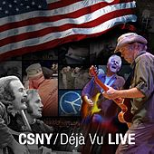 Deja Vu Live by Crosby, Stills, Nash and Young