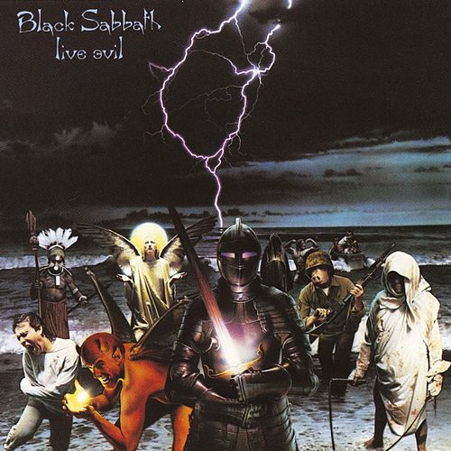 Live Evil by Black Sabbath