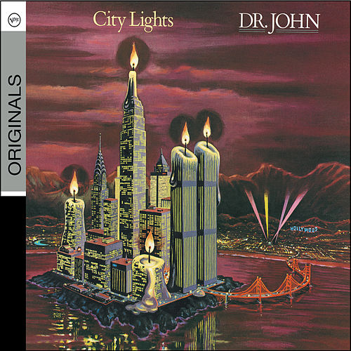 Play & Download City Lights by Dr. John   Napster