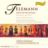 TELEMANN: Suite in G major,