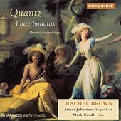 QUANTZ: Flute Sonatas by James Johnstone